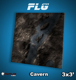 Frontline Gaming FLG Mats: Cavern 3x3'
