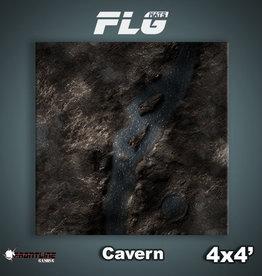 Frontline Gaming FLG Mats: Cavern 4x4'