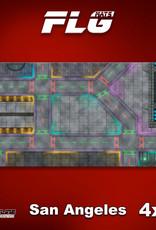 Frontline-Gaming FLG Mats: San Angeles 4x8'