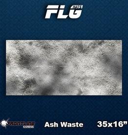 Frontline Gaming FLG Mats: Ash Waste Desk Mat