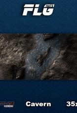 Frontline-Gaming FLG Mats: Cavern Desk Mat