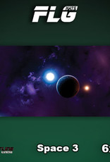 Frontline-Gaming FLG Mats: Space 3 6x3'