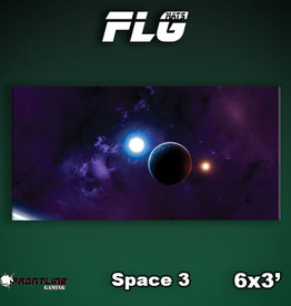 Frontline Gaming FLG Mats: Space 3 6x3'