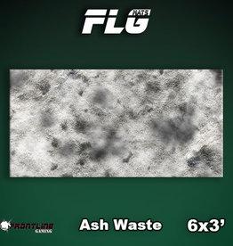 Frontline Gaming FLG Mats: Ash Waste 6x3'