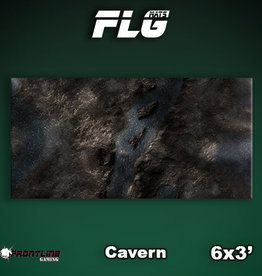 Frontline Gaming FLG Mats: Cavern 6x3'
