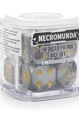 Games Workshop Enforcer Patrol Dice Set