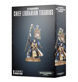 Games Workshop Chief Librarian Tigurius