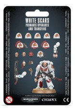 Games Workshop White Scars Primaris Upgrades & Transfers