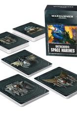 Games Workshop Datacards: Space Marines