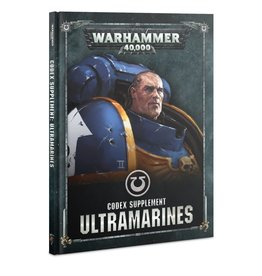 Games Workshop Codex Supplement: Ultramarines