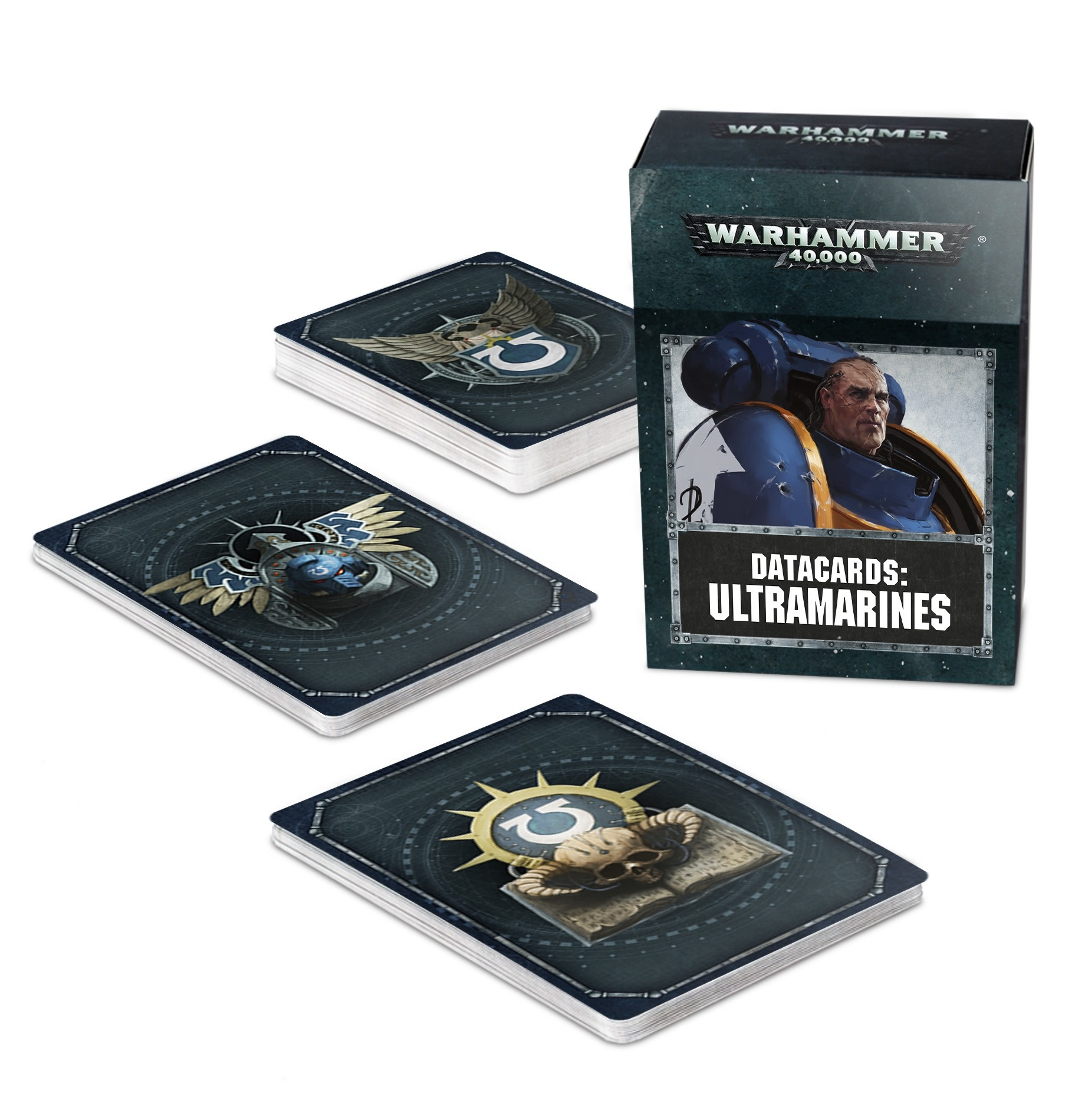 Games Workshop Datacards: Ultramarines