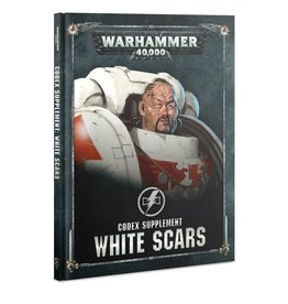 Games Workshop Codex Supplement: White Scars