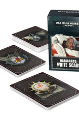 Games Workshop Datacards: White Scars