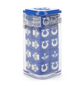 Games Workshop Ultramarines Dice