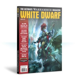Games Workshop White Dwarf August 2019