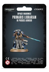 Games Workshop Primaris Librarian in Phobos Armour