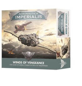 Games Workshop Aeronautica Imperialis: Wings of Vengeance
