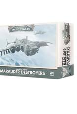 Games Workshop Imperial Navy Marauder Destroyers