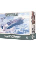 Games Workshop Ork Air Waaagh! Fighta Bommerz
