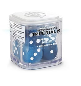 Games Workshop Imperial Navy Dice Set