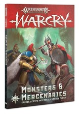 Games Workshop Warcry: Monsters & Mercenaries