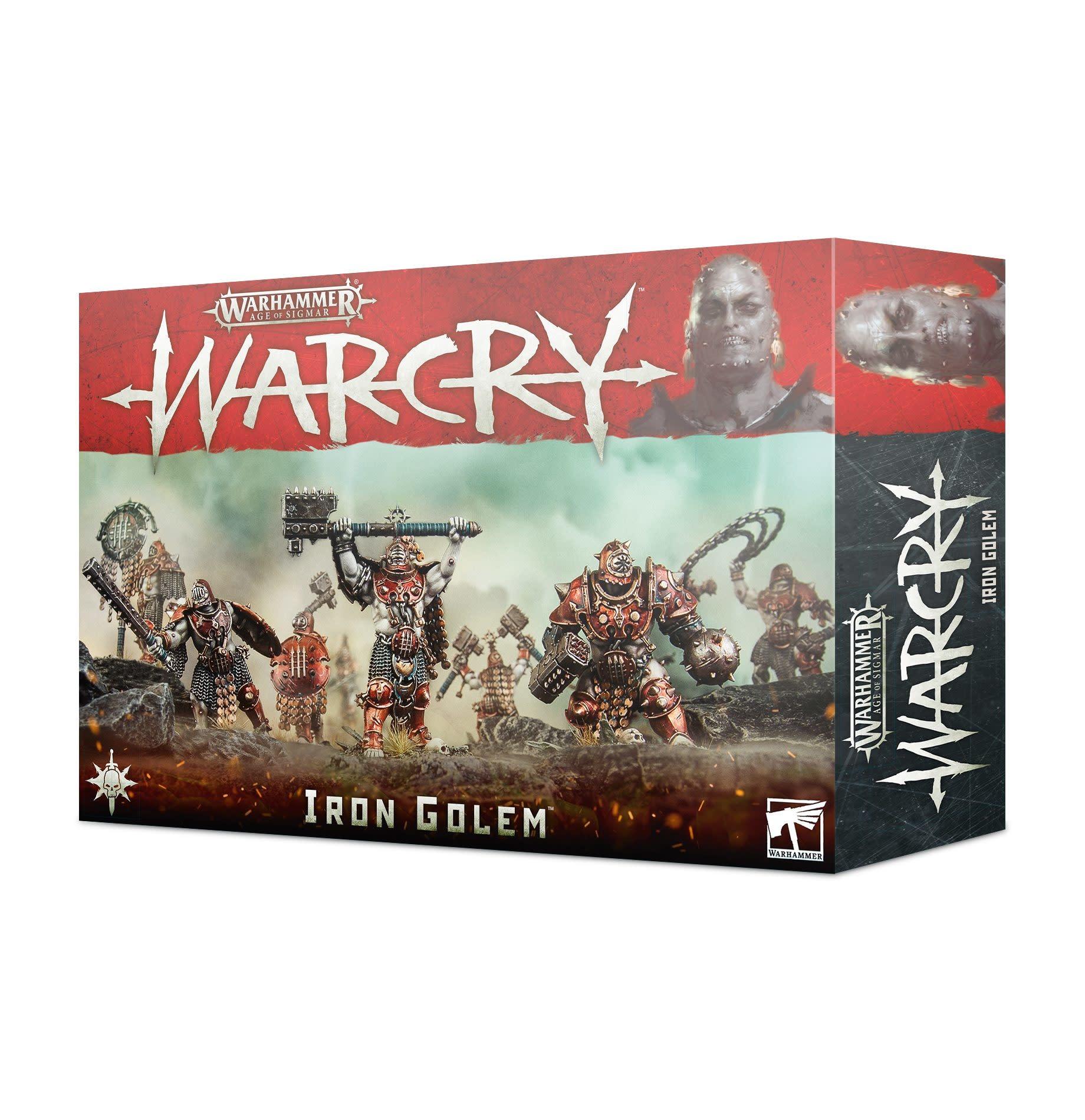 Games Workshop Iron Golem