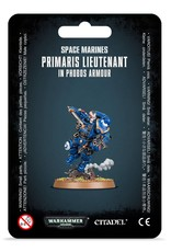 Games Workshop Primaris Lieutenant in Phobos Armour