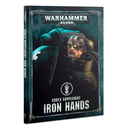 Games Workshop Codex Supplement: Iron Hands