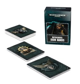 Games Workshop Datacards: Iron Hands