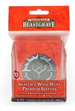 Games Workshop Warhammer Underworlds: Beastgrave – Skaeth's Wild Hunt Card Sleeves