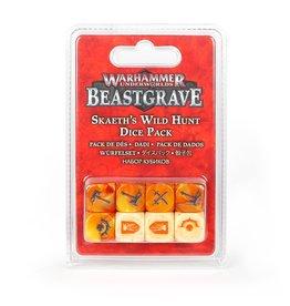 Games Workshop Warhammer Underworlds: Beastgrave – Skaeth's Wild Hunt Dice Pack