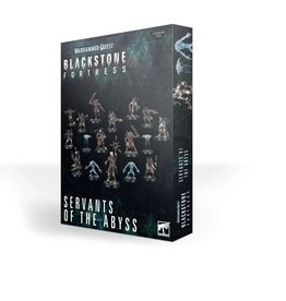 Games Workshop Warhammer Quest Blackstone Fortress: Servants of the Abyss