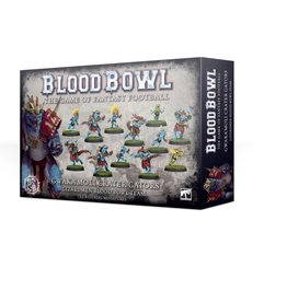 Games Workshop Gwaka'moli Crater Gators - Lizardmen Blood Bowl Team