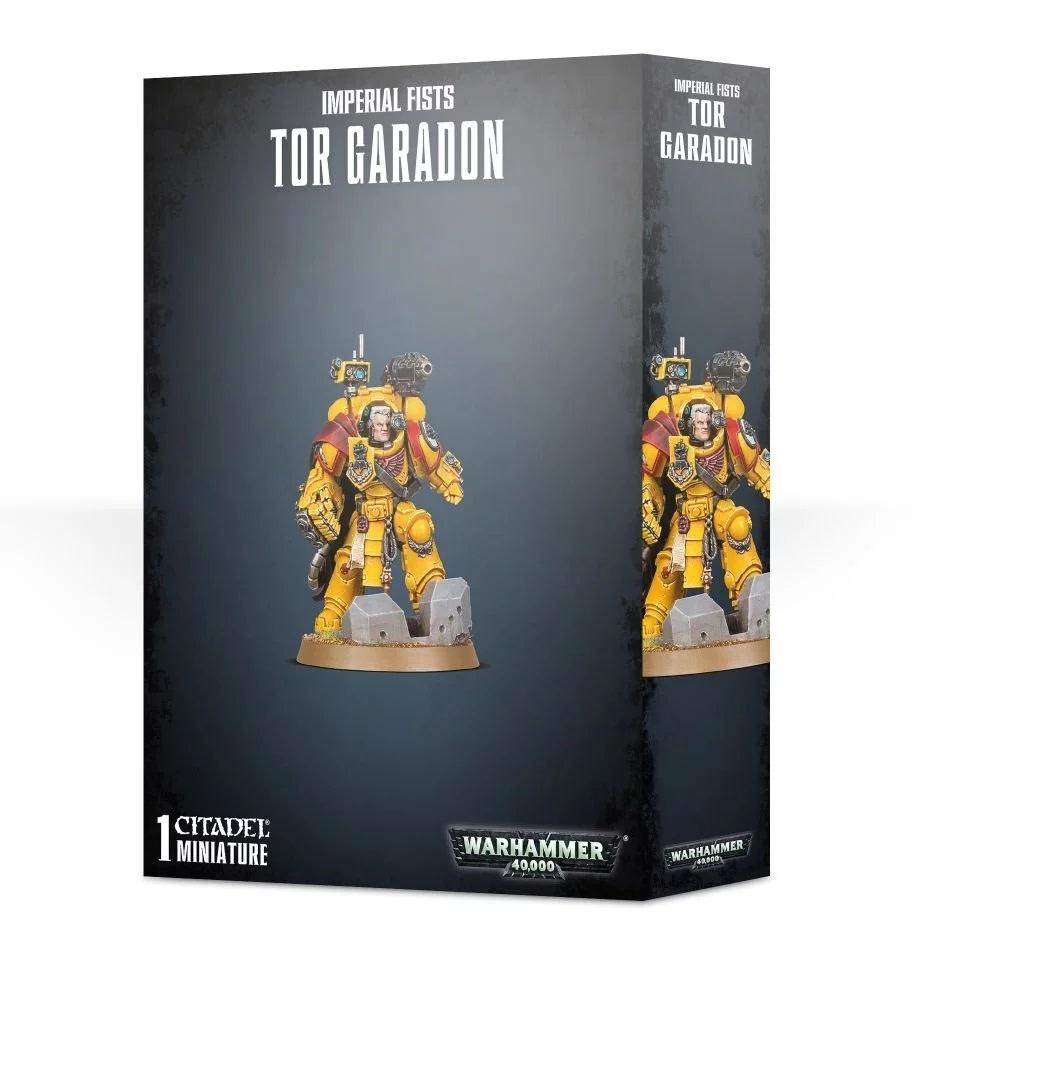 Games Workshop Tor Garadon