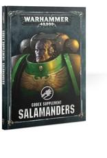Games Workshop Codex Supplement: Salamanders