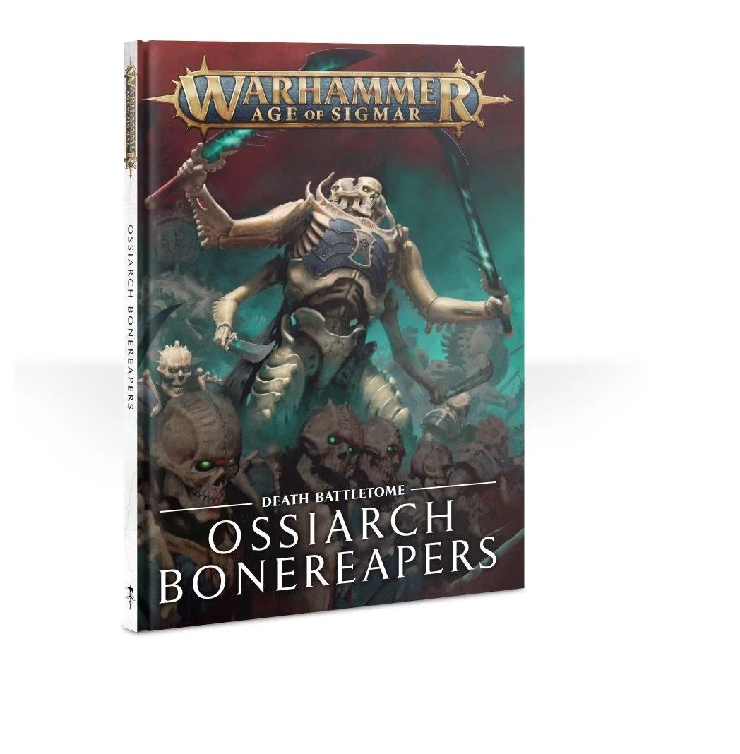 Games Workshop Battletome: Ossiarch Bonereapers