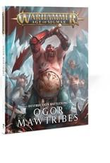 Games Workshop Battletome: Ogor Mawtribes