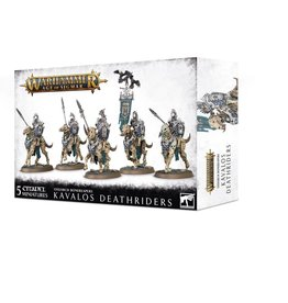 Games Workshop Kavalos Deathriders