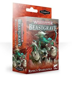 Games Workshop Warhammer Underworlds: Beastgrave – Rippa's Snarlfangs
