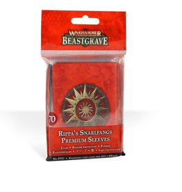 Games Workshop Rippa's Snarlfangs Premium Sleeves