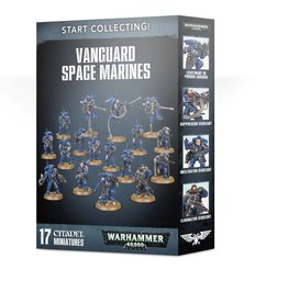 Games Workshop Start Collecting! Vanguard Space Marines