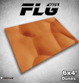 Frontline Gaming FLG Mats: Dunes 6x4'