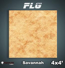Frontline-Gaming FLG Mats: Savannah 4x4'