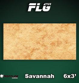 Frontline Gaming FLG Mats: Savannah 6x3'