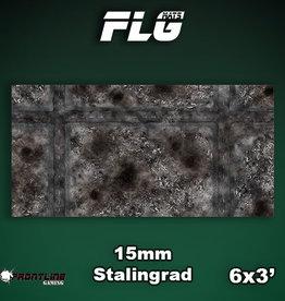 Frontline Gaming FLG Mats: 15mm Stalingrad 6x3'