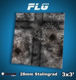 Frontline Gaming FLG Mats: 28mm Stalingrad 3x3'
