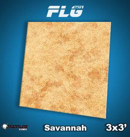 Frontline-Gaming FLG Mats: Savannah 3x3'