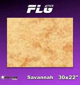 """Frontline Gaming FLG Mats: Savannah 30"""" x 22"""""""