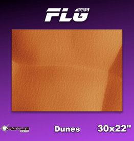 "Frontline Gaming FLG Mats: Dunes 30"" x 22"""
