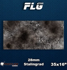 Frontline Gaming FLG Mats: 28mm Stalingrad Desk Mat